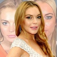 Lindsay Lohan reclaims her 'troubled' past for fashion's sake