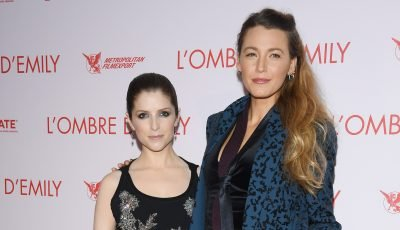 Blake Lively & Anna Kendrick Bring 'A Simple Favor' to Paris!