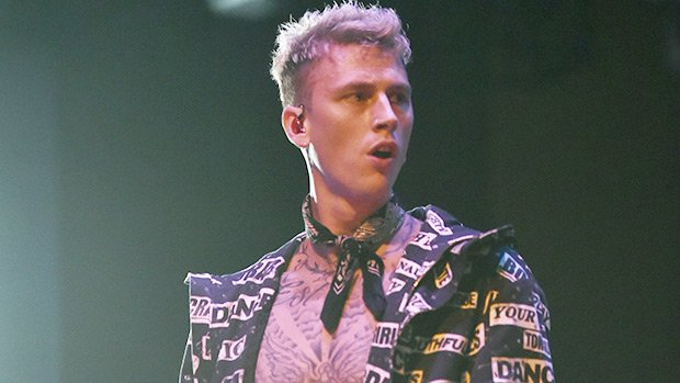 Machine Gun Kelly's Crew Beats Up Actor Who Called Him A 'P***y' Over Eminem Feud