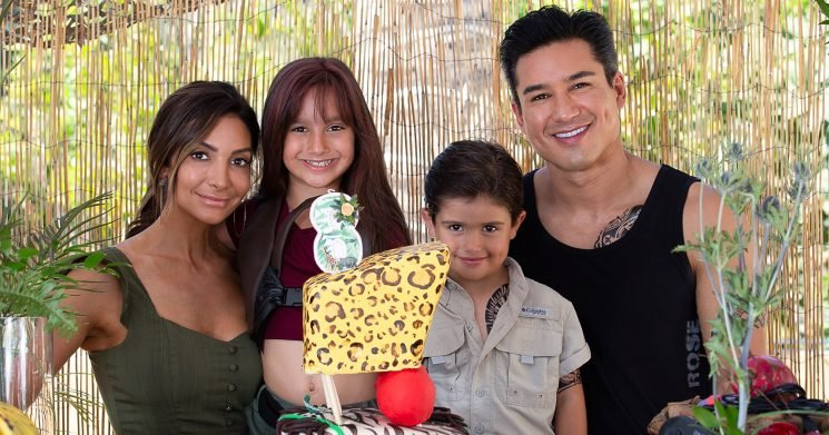 Mario Lopez Reveals Something Awesome About Mexican Kids' Birthday Parties