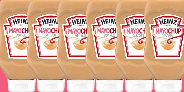 Mayochup Is Here and You're Either Going to Absolutely Love It or Hate It