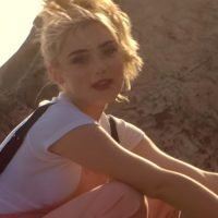 Meg Donnelly Has Fun Beach Date in New 'Smile' Music Video – Watch Now!