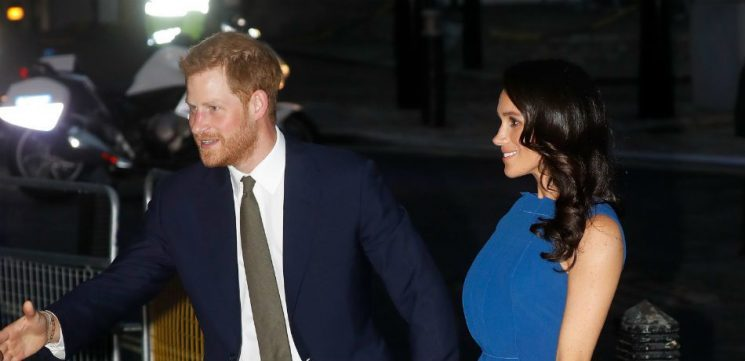 Meghan Markle Pregnancy Odds Drop As Speculation About A Baby Announcement Increases