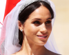 Meghan Markle's 'Something Blue' For The Wedding Was Hidden Inside Her Veil