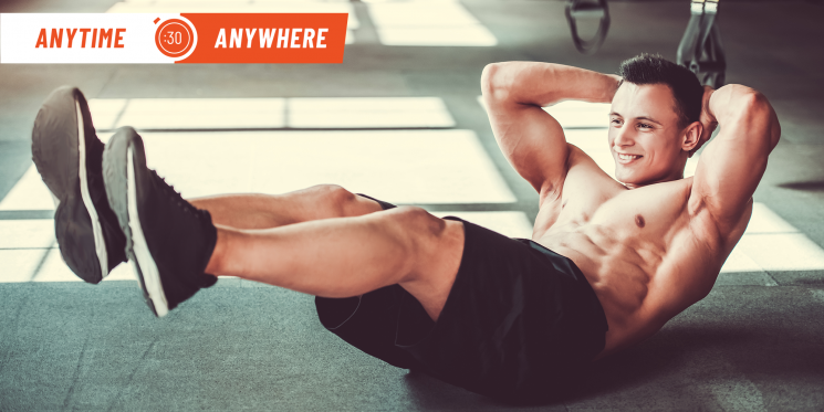 Work Your Whole Body in Just 20 Minutes with This Intense Circuit