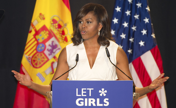 Michelle Obama Can Do It All!