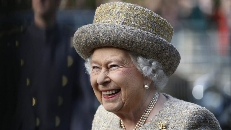 The Queen Has a New Favorite Food