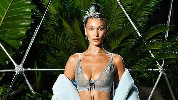 15 Models Slaying In Lingerie On  The Runway: Gigi Hadid, Kendall Jenner & More