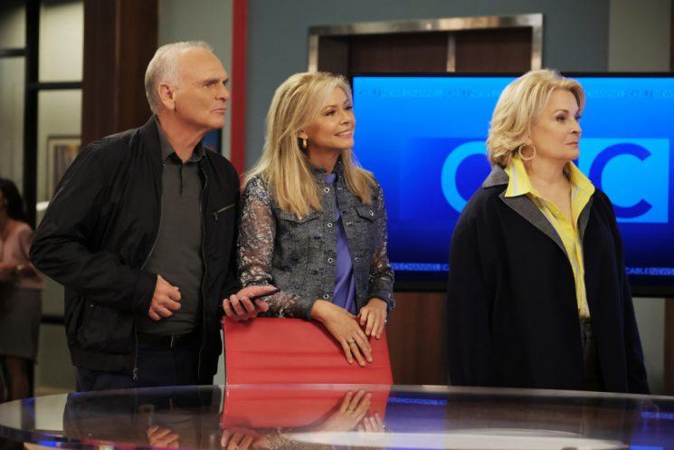 Murphy Brown Premiere: Grade It!