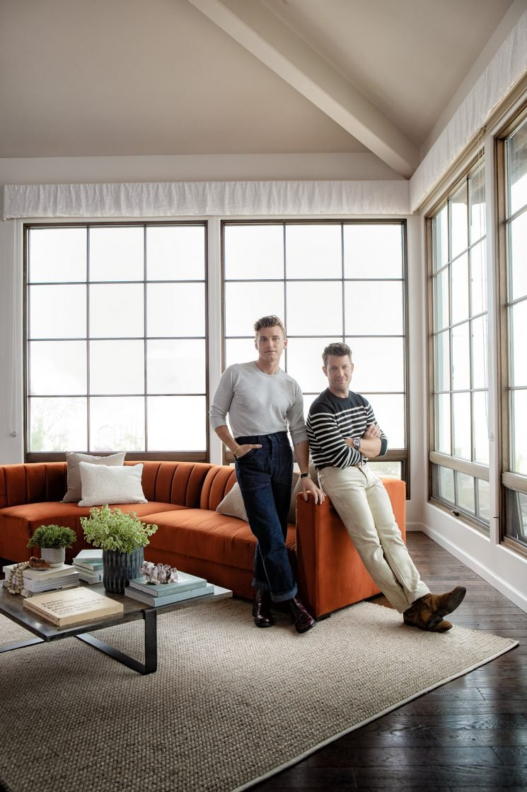 Nate Berkus and Jeremiah Brent Debut Furniture Line Inspired by Their Own Home