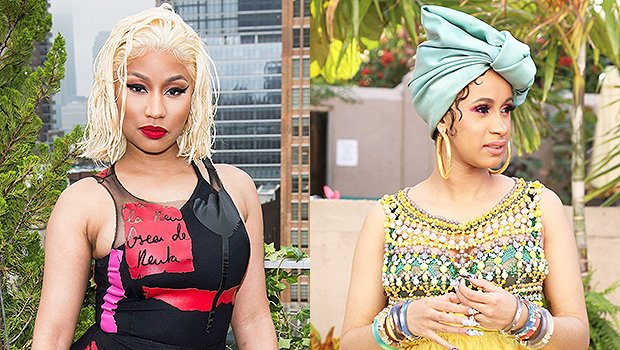 Nicki Minaj Willing To End Beef With Cardi B — But Does She Think Cardi Will Make Peace?