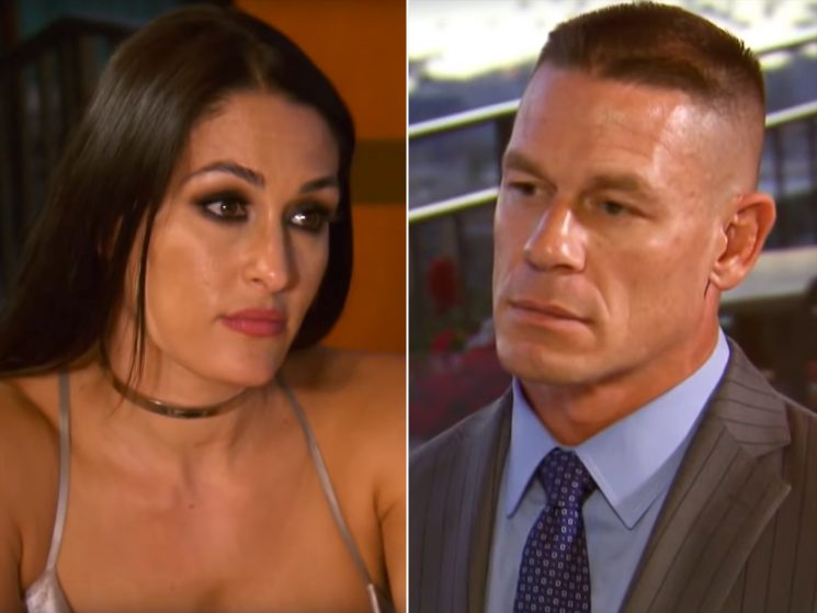 Nikki Bella Flirts with Younger Man After Split from John Cena — 'Am I Making You Embarrassed Because I'm an Older Woman?'