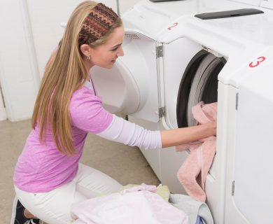How do you beat 'first wash anxiety' if you're scared of ruining your clothes?