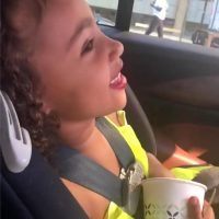 Kanye West Films Daughter North Adorably Singing 'In My Feelings' — One Week After Rapper Apologizes to Drake
