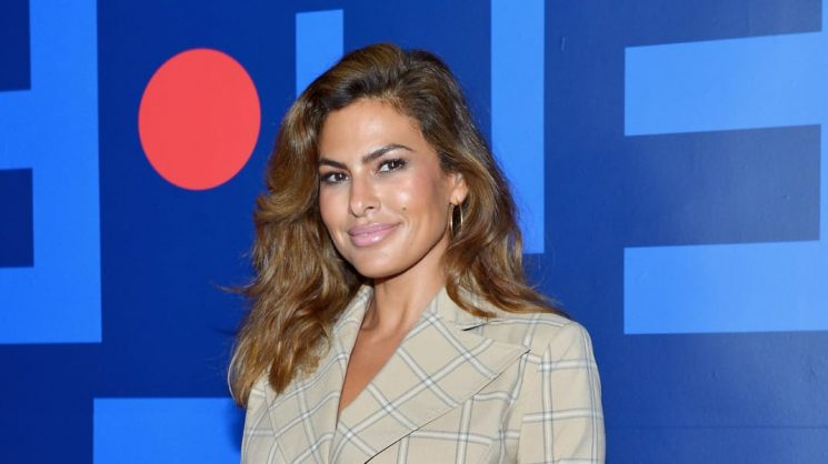 Eva Mendes Finally Dishes on Her 2 Daughters