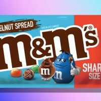 Hazelnut Spread (AKA Nutella) M&M's Are a Thing, & We're So Excited