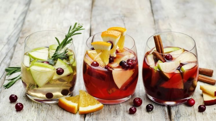 9 Sangria Recipes That Are Perfect for Cooler Months
