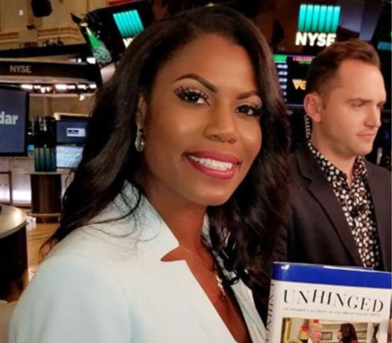 Omarosa Called Her Interviewer A Bitch And Walked Out
