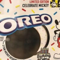 Oreo Is Dropping Limited-Edition Mickey Mouse Cookies