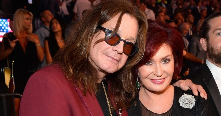 Why Sharon Osbourne Takes Some of the Blame for Ozzy's Past Affairs and Infidelities