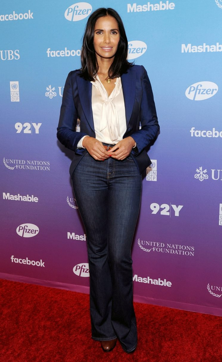 Padma Lakshmi Reveals Speaking Out About Her Rape Prompted One Woman's Attacker to Apologize