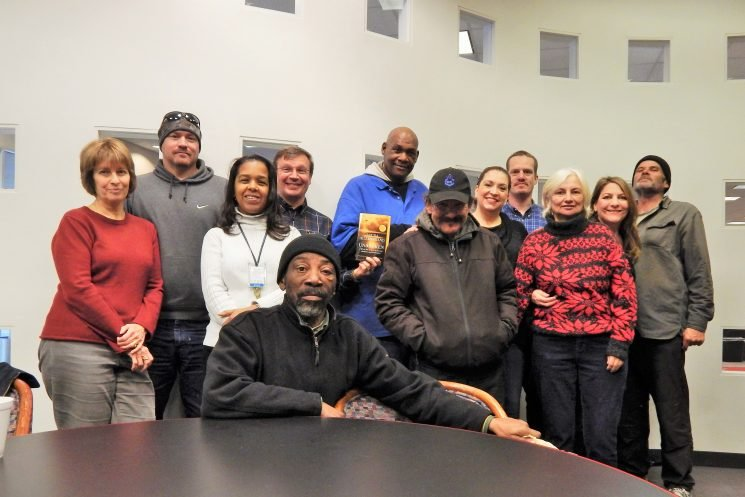 All About the Life-Changing N.C. Book Club for the Homeless: 'It Gives Me a Sense of Belonging'