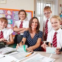 Mom-to-Be Pippa Middleton Supports School for Children Who Are Deaf — See the Special Sculpture