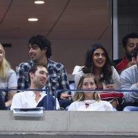 Priyanka Chopra, Nick Jonas double date with Joe Jonas, Sophie Turner at US Open