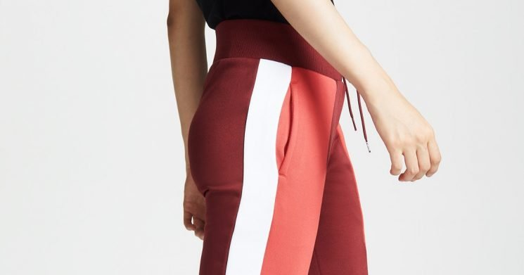 Give Your Athleisure Style a Retro Twist With These Puma Track Pants