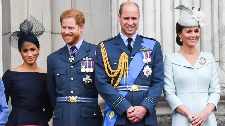 All the Weird Food Rules the Royal Family Has to Abide By