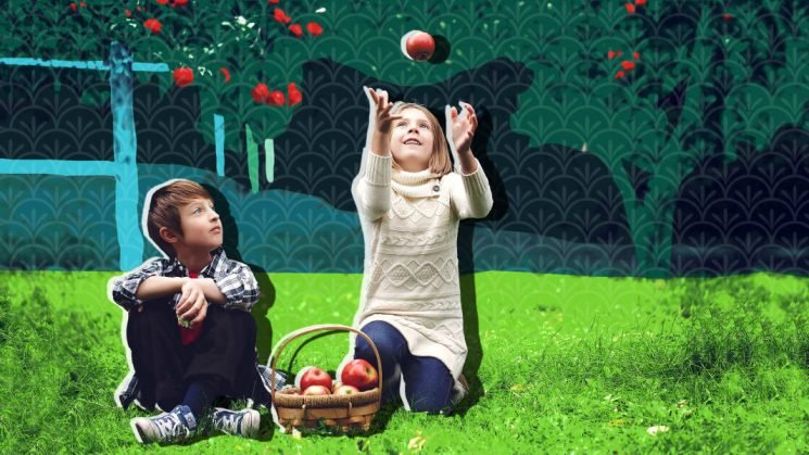 Ways to Get Your Kids Outside Every Weekend This Fall
