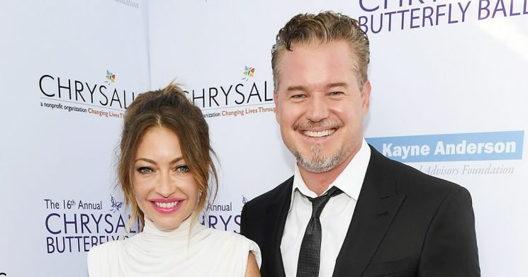 Rebecca Gayheart Doesn't Sugarcoat Coparenting With Eric Dane