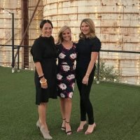 Reese Witherspoon Hangs Out with Joanna Gaines & Jenna Bush Hager During Book Tour Stop in Waco