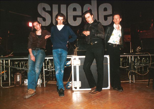 Britpop Band Suede To Be Subject Of Mike Christie-Directed Feature Documentary