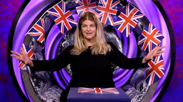 'Cheers' Star Kirstie Alley Comes Runner Up In British 'Celebrity Big Brother'