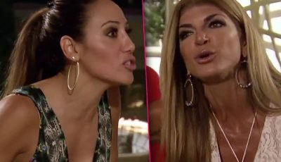 'You Want Something, B***h?' Teresa & Melissa Go At Each Other In 'RHONJ' Trailer