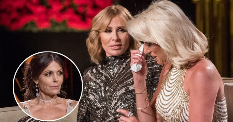 'RHONY' Bad Apple of the Week: Bethenny Frankel Makes Dorinda Medley Cry During Dramatic Reunion Conclusion