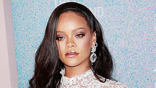 Rihanna Looks Stunning At Diamond Ball After Her Triumphant NYFW Show