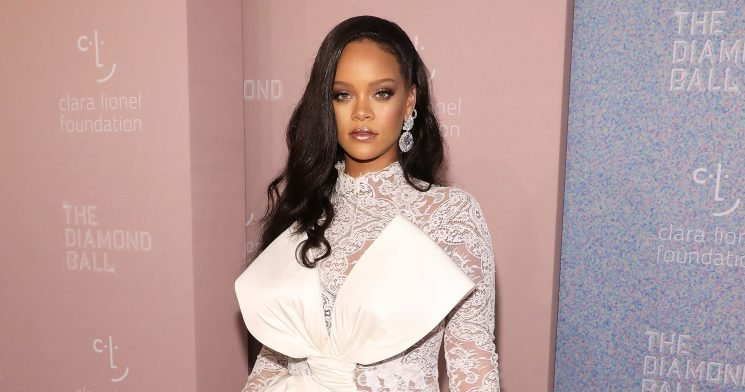 All the Fierce Fashion From Rihanna's Diamond Ball