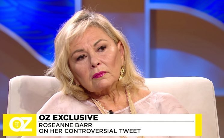 Roseanne Barr Talks About Her Ambien Use on Dr. Oz After Blaming Medication for Racist Tweet