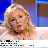 Roseanne Barr on Moving to Israel: 'I Want to Stay in a Joyous, Positive, Happy Place'