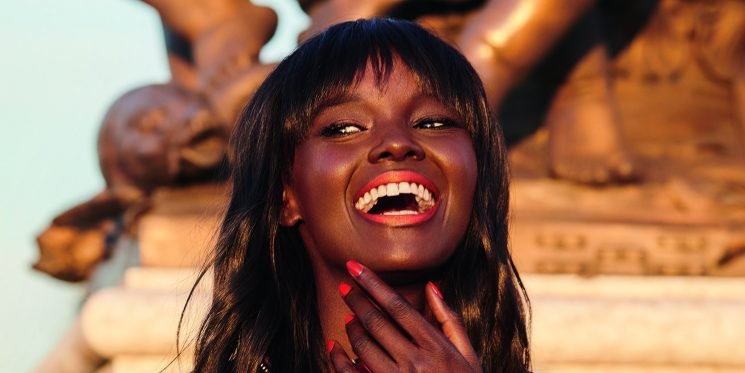 Duckie Thot Is L'Oréal's Newest Brand Ambassador
