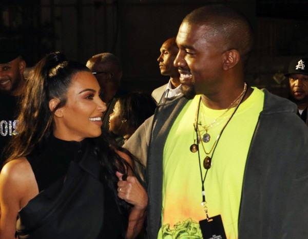 Kim Kardashian Leaves a Cheeky Comment on Kanye West's Instagram