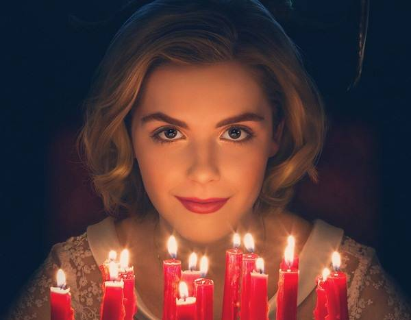 Netflix's New Sabrina Trailer Is Downright Spooky