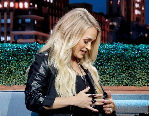 Carrie Underwood Secretly Judges Her Son When He Sings