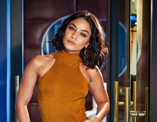 Vanessa Hudgens Channels David Bowie in New Fashion Collaboration