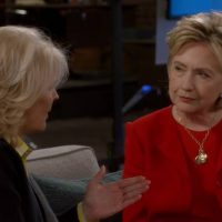 How Murphy Brown Pulled Off Hillary Clinton's Secret Cameo
