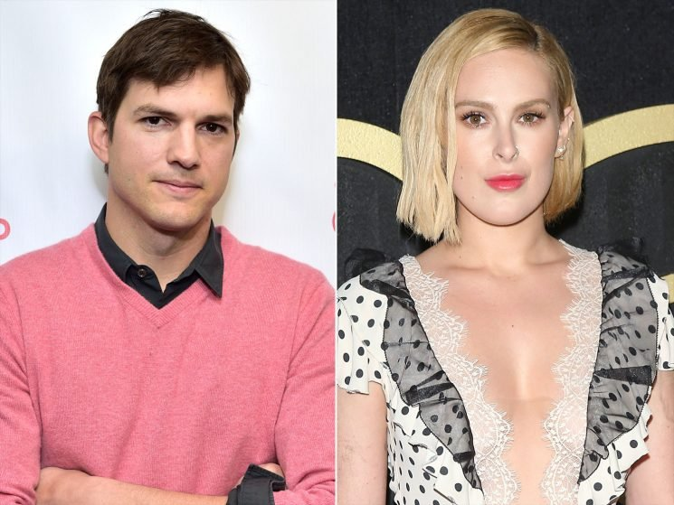 Ashton Kutcher and Mila Kunis Sign Over L.A. Home to His Ex Demi Moore's Daughter, Rumer Willis