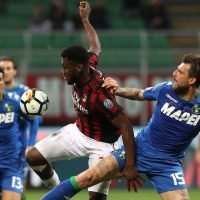 Watch Sassuolo Vs. AC Milan Live Stream: Start Time, Preview, How To Watch Round 7 Serie A Match Online