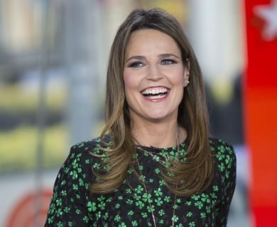 Savannah Guthrie Says She's Been On The Keto Diet For 7 Weeks
